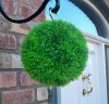 Artificial Synthetic fake 38cm Grass Ball ---- Largest factory