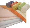 A variety of colors of the soft coral fleece blanket