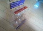 acrylic food candy dispenser
