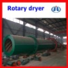 2012 newest silica sand rotary dryer with capacity of 0.5-40TPH