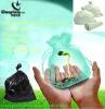 renewable material compost plastic bag