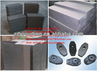 High Quality Graphite Circle Piece Material