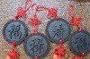 Red Chinese knot,Puer tea round shape,taste super