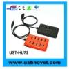 USB2.0 10 PORT HUB