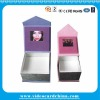 "Fashionable jewelry box with 1.5""LCD screen"