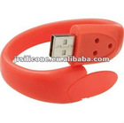 2012 hot silicone USB flash band/drive for promotional gift