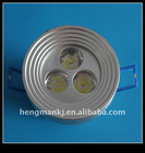 high power led ceiling light 3*1W