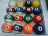 Promotion America billiard balls
