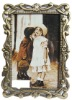 Hot sale 2012 fashion antique metal 4x6inches photo frame