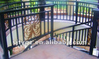 New Sample type balcony used rail of iron