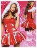 Sexy customes Miss Santas DL 8427