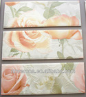 inkjet printed decorative ceramic tile