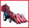 Low price 4YW-4 corn combine harvester