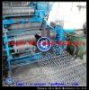 Bending welded mesh machine