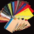Nice PVC book binding paper coating