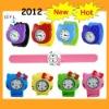 2012 hot new 3d cartoon kid watch