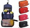 Hanging travel toilet bag for mens camping traveling