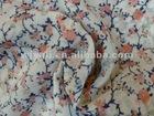 Printed 100%Polyester Chiffon Fabric