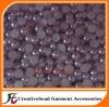 half round loose plastic pearls in bulk