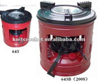 643, 643B (2008) Kerosene Paraffin Cooking Stoves
