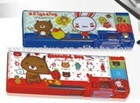 New Plastic pencil box
