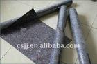plastic floor mat/PE coated non-woven paint mat(floor protection)/fiber mat