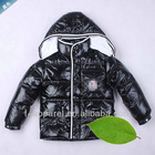 wholesale winter hood kids ski jacket