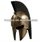 Foam Greek Spartan Helmet and battle armet