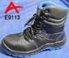 PU / Rubber Sole Safety Boots / E9113