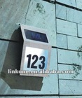 Solar house number sign light LK-H0304