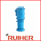 Anti-explosion submersible coal mine water pump