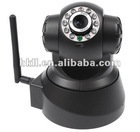 Indoor Pan/Tilt Infrared Robert Wireless WIFI IP Camera
