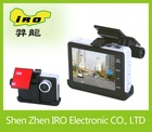 "Hot in Russia 2.7"" TFT LCD MINI Full HD 1080P Car Black Box Car DVR with GPS for Christmas Gift"