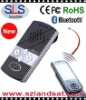 2012 new Sunvisor Bluetooth Handsfree Car Kits, Parrot bluetooth handsfree car kit, SLS-B168E