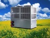 Air Cooled Water Chiller with Scroll Compressor, Axial Fans and Tube in Tube Evaporator