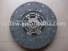 Dongfeng cummins engine clutch disc assembly 1601130-T4000
