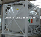 liquid argon offshore tank