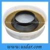toilet bowl wax rubber gasket