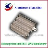 Aluminum fin heat sink