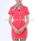 hotel reception uniform