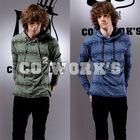 2012 Men's Hooded Coat