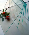 clear transparent float glass 8mm