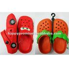 Kid's garden shoes stocks