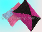 microfiber chenille pillow