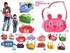 12 styles School bag/baby bag Children's backpacks cute Kids Backpack Schoolbag Satchel