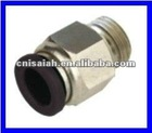 brass body plastic sleeve,air hose fitting