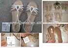 ladies fashion sandal stocks - B0201A CARREFOUR of France ladies sandal Stocks