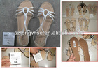 ladies fashion sandal stocks - B0201A CARREFOUR of France ladies sandal Stocks