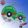 Abrasive cutting wheel for concrete/Stone/Iron casting steel