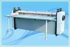 carton box making machine FGX Series Of Corrugated Paperboard Separately Slicing Paper And Rolling The Line Machine